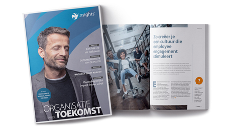 Insights Magazine | Organisatie van de Toekomst